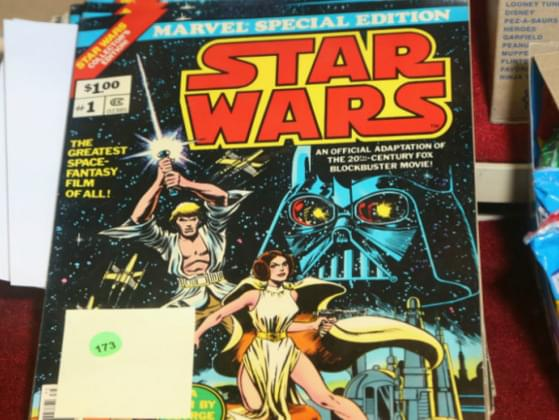 If they were to write a Star Wars book about you, what would it be called?