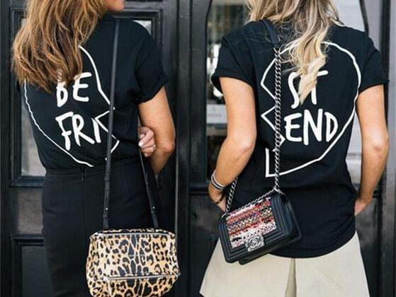 What do you look for in a BFF?