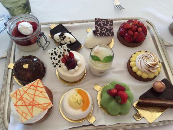 Pick a dessert: