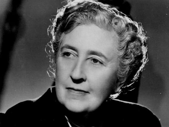 Do you know who Agatha Christie is?