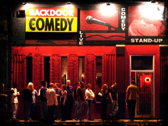 Do you like going to comedy shows?
