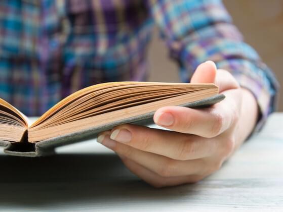 Do you enjoy reading books?